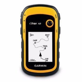Garmin GPS Navigator eTrex 10 (Yellow)