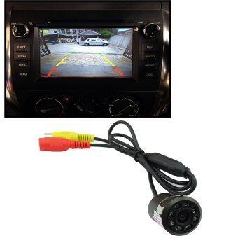 Gateway กล้องมองหลังแบบกลมอินฟาเรด8ดวง car cameras