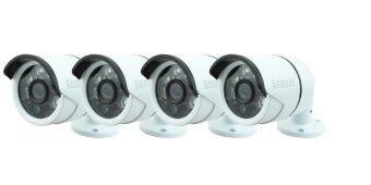 Gateway AHD CCTV ชุดกล้องวงจรปิด 4 กล้อง HD AHD KIT 1.3 Mp (White) (image 2)