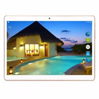 GDC GD960 Tablet Phone 9.6 รองรับเครือข่าย 3G Dual Sim 1GB/16GB 4800mAh (White)