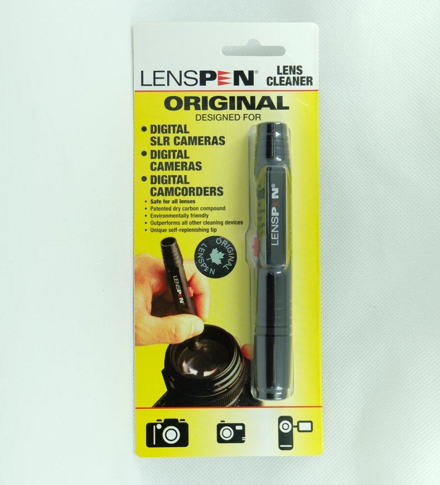 Gion LensPEN ปากกาทำความสะอาดหน้าเลนส์ - สีดำ