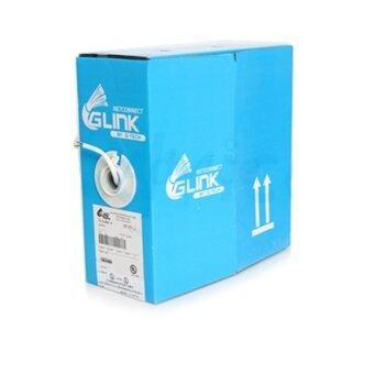 Glink สายแลน แบบกล่องCAT5e UTP Cable (100m/Box)