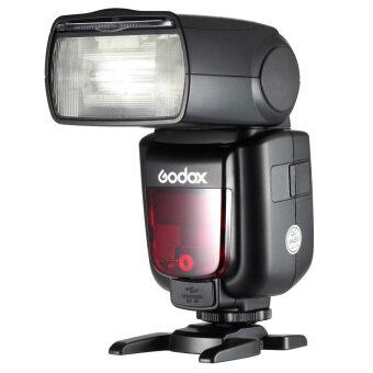 Godox TT685S กล้อง Speedlite TTL นายทาส GN60 2, 4G ส่งไร้สาย HSS1/8000S สำหรับ Sony A77II A7RII A7R A58 A99 ILCE6000L ILDC กล้อง
