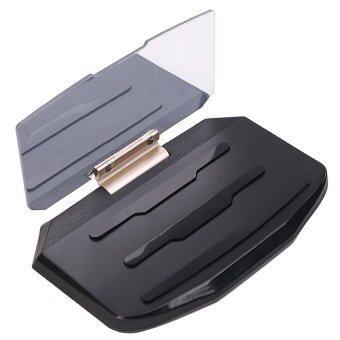 GPS HUD Heads Up Display for Cars. Universal Smart Mobile CellPhone GPS Car Holder Mounts Navigation Bracket for Car - intl
