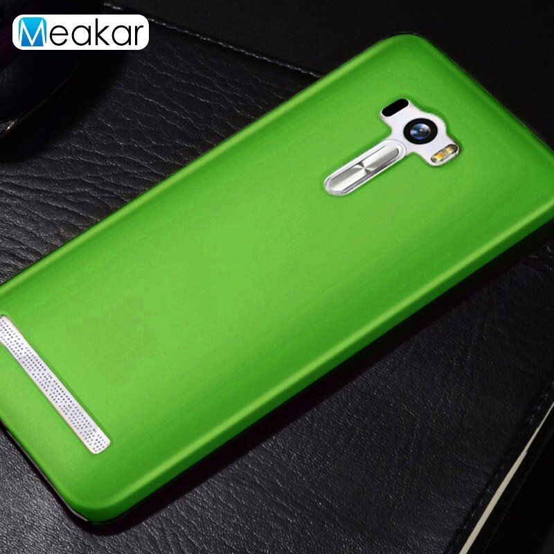 Grind arenaceous Hard Plastic shell 5.5 Cell Phone back Cover Casefor Asus ZenFone .