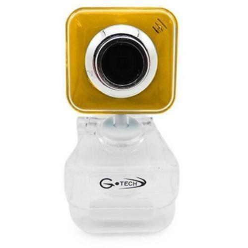 Gtech Webcam รุ่น GT-412 (สีส้ม)