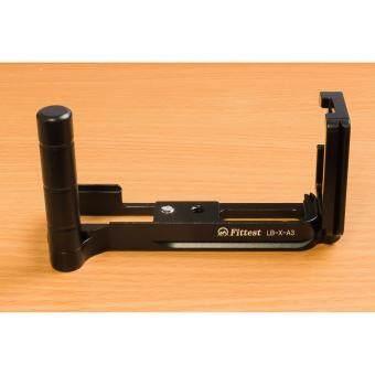 Hand Grip L-Plate For Fuji XA3