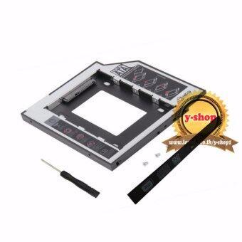 """2561 ตัวใส hdd ใน dvd rom 2nd HDD SATA caddy 2.5"""" ของ notebook 12.7mm"""