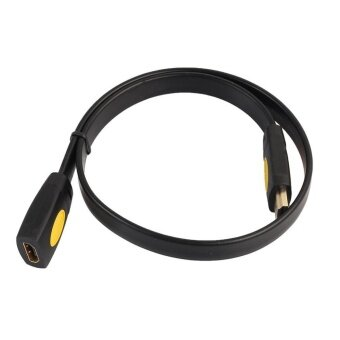 HDMI 2.0 Male to Female Extension Cable for LED 3D HDTV 4K x 2K60Hz (0.5m) - intl