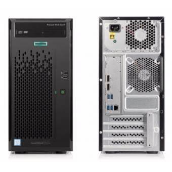 Hewlett Packard HPE ProLiant ML10 Gen9 E3-1225v5, 8GB-U DDR4, NoHDD , DVD-RW, 300w 333Y