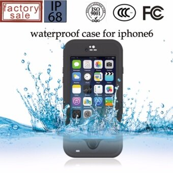 high quality For iphone 6 6s waterproof case - intl