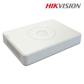 Hikvision DVR 16Ch DS-7116HGHI-F1 รองรับกล้อง HDTVI , AHD ความละเอียด 1 MP และ Analog