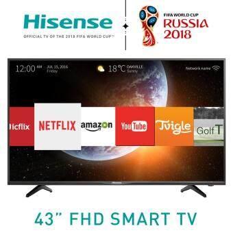 Hisense Smart FHD TV ขนาด 43 นิ้ว รุ่น 43N2170PW