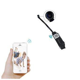 Hitech กล้องวงจรปิดไร้สาย Mini Wifi P2P 720P HD Security Hidden Camera Motion Detective