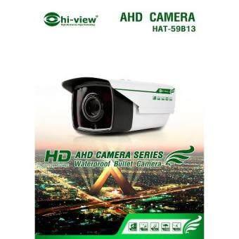 Hiview CCTV กล้องวงจรปิด 4in1 (Analog/AHD/TVI/CVI) 1.3 MP Hiviewรุ่น HAT-59B13 (image 2)