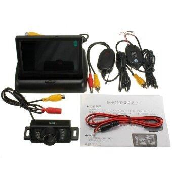 HKS 4.3 LCD Wireless