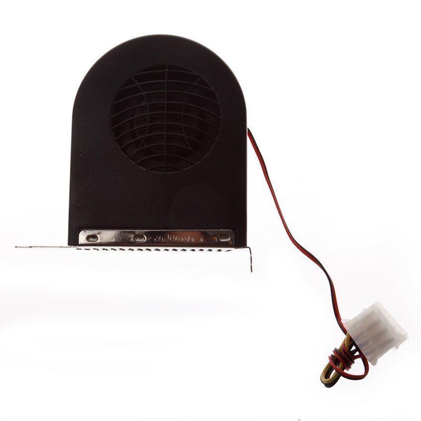 HKS Computer Slim Case Cooling System 12V Voltage 4 Pin Black - intl