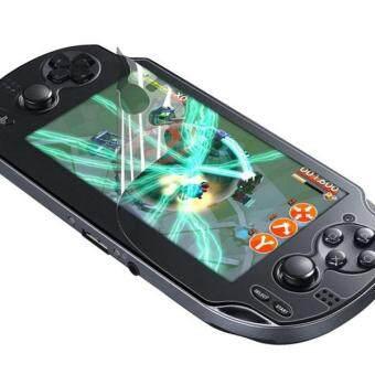 Hot LCD Screen Protective Film Clear For PSVITA Playstation Vita PS VITA - intl