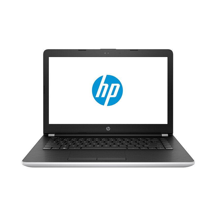 HP แล็ปท็อป รุ่น 14-bs052TX i7-7500U 4G 1T AMD520(2) Dos (สีเงิน)