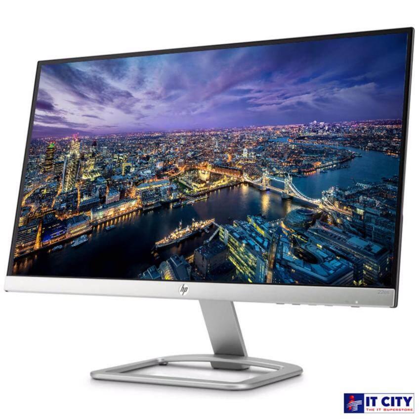 HP 22es IPS LED Display (Silver)