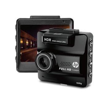 กล้องติดรถยนต์ HP CARCAMCORDERF550g COLORLCDQuadHD1440P