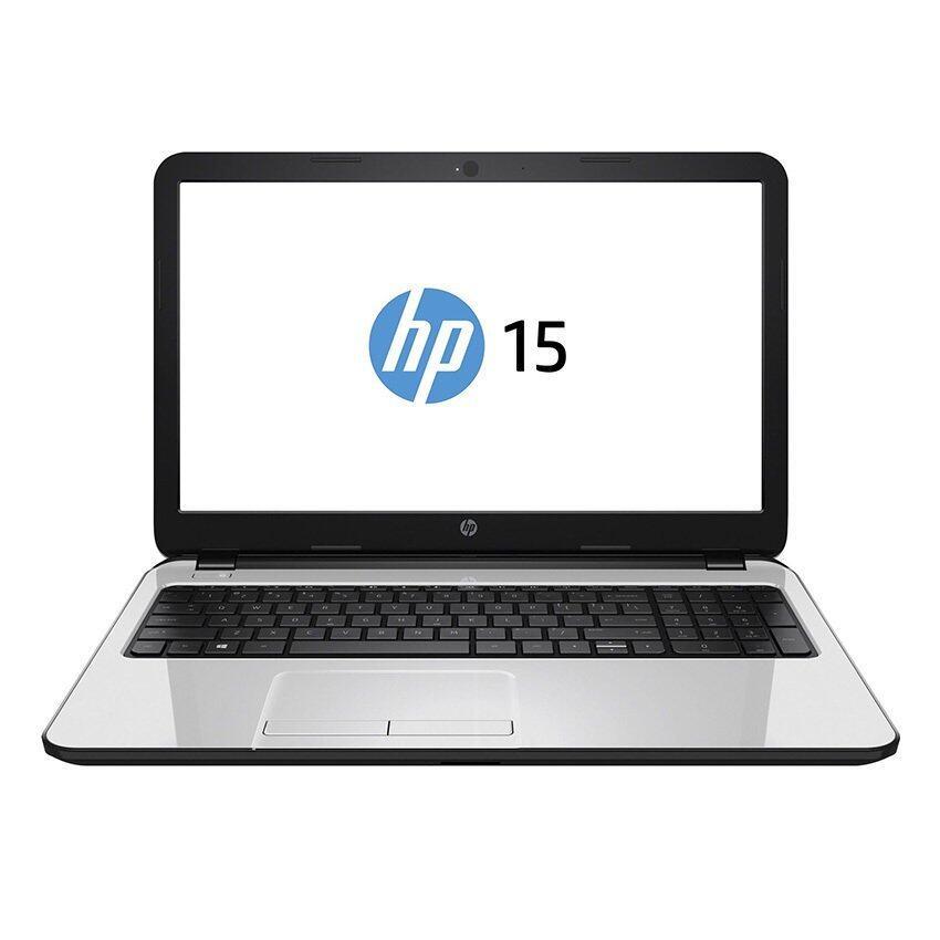 HP Notebook 15-r237TX L8N90PA#AKL i3-5010U 2.14GB500GBGeForce830M15.6'Win 8.1 (White)