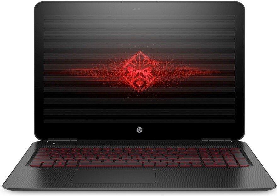 การใช้งาน  กระบี่ HP OMEN 15-ax002TX i7-6700HQ/8GB/1TB+128GB/GTX 965M 4GB/WINDOWS10