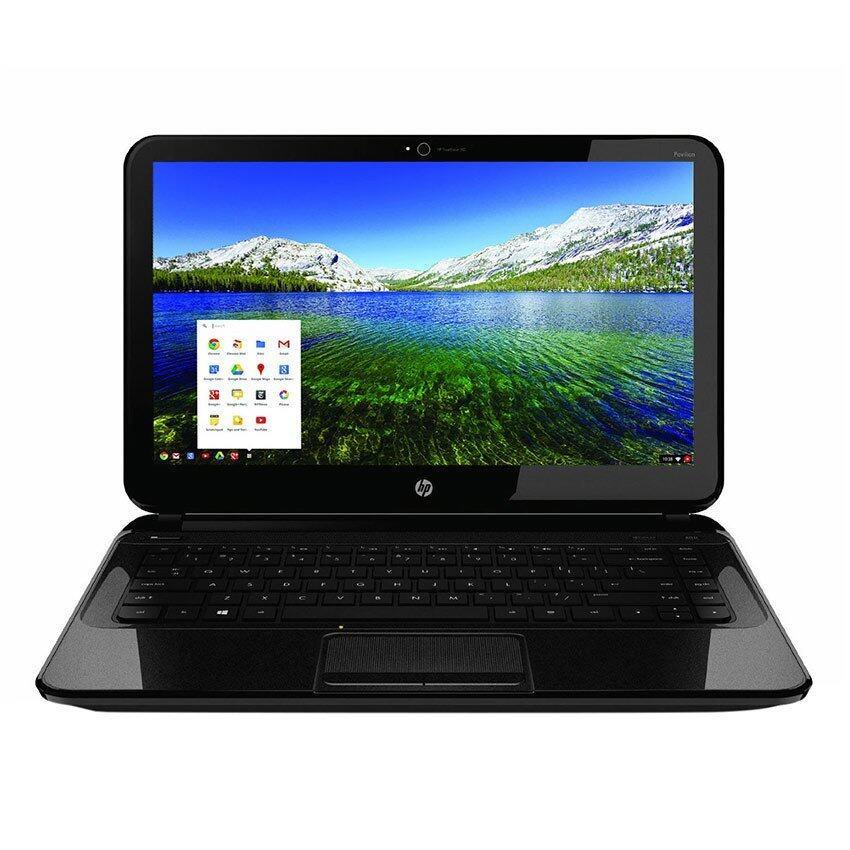 HP Pavilion 14-n201AX AMD A6-5200 14' 4G  (Black)