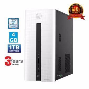 HP Pavilion 570-p030l (Z8H59AA#AKL) i3-7100/4GB/1TB/DOS