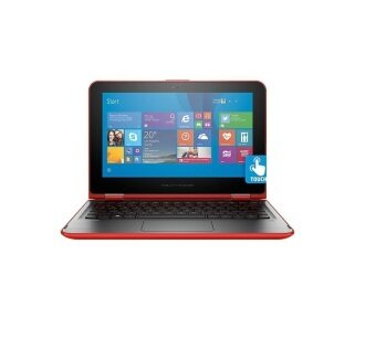 2561 HP Pavilion x360 11-k105TU PAVx360 Convert 11-k105TU,m3-6Y30,4G,500G,UMA,W10 (Sunset Red)