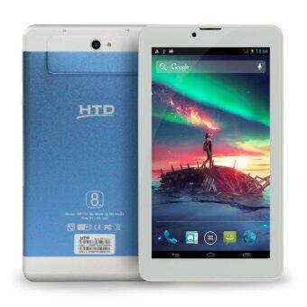 HTD 3Gแท็บเล็ตโทรได้ รุ่น 17A Aluminum 7นิ้ว 8GB (Blue)