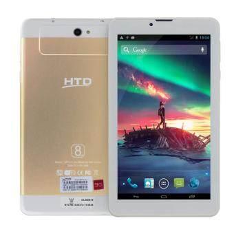 HTD 3Gแท็บเล็ตโทรได้ รุ่น 17A Aluminum 7นิ้ว 8GB (Gold)