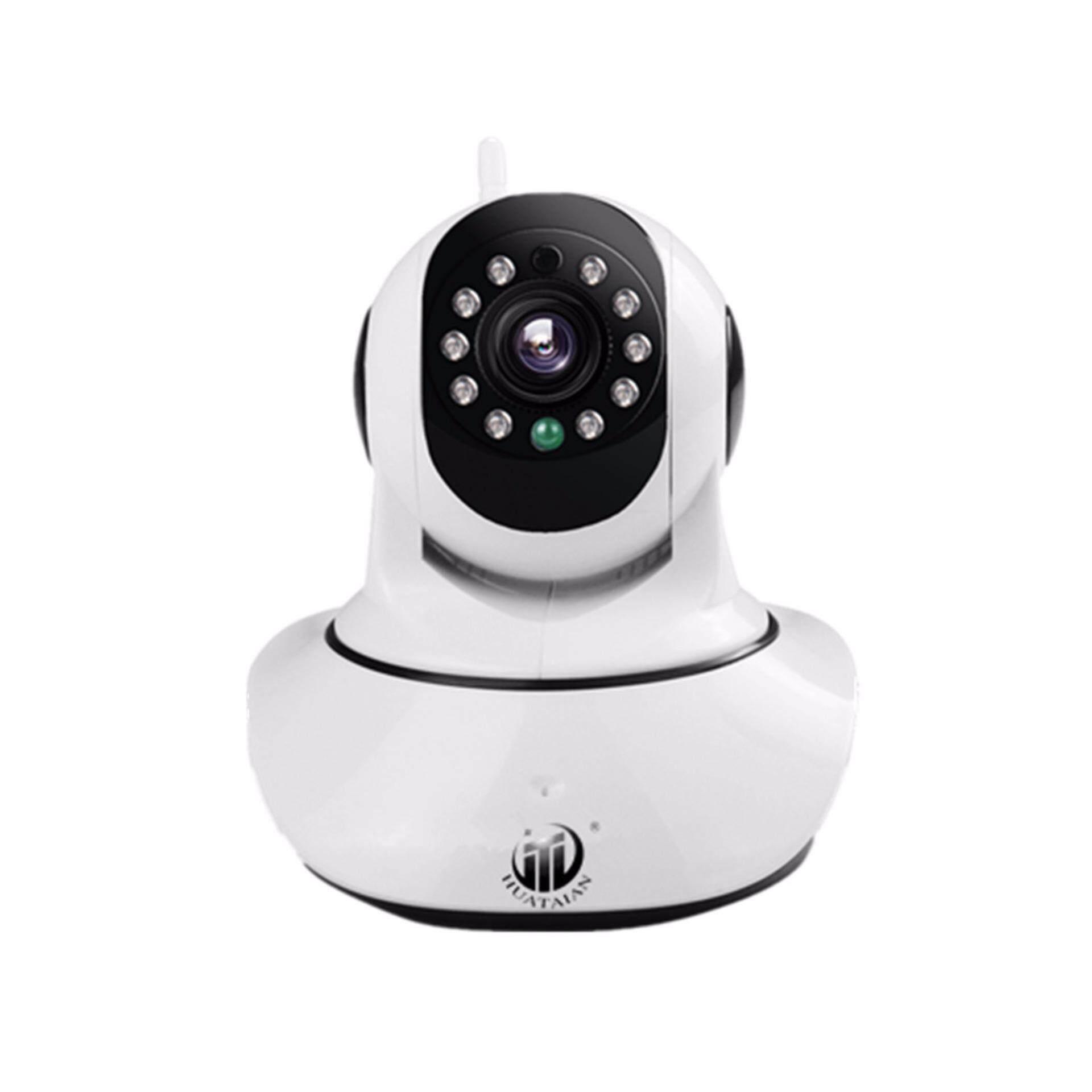 HUATAIAN กล้องวงจร ปิด IP Camera 1.0MP Support 128GB รุ่นHTA-S32B10 (สีขาว)