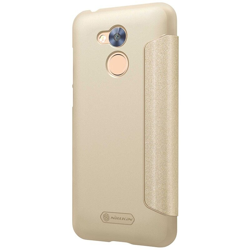 Huawei Honor 6A leater case NILLKIN flip case for Huawei Honor 6A Cover .