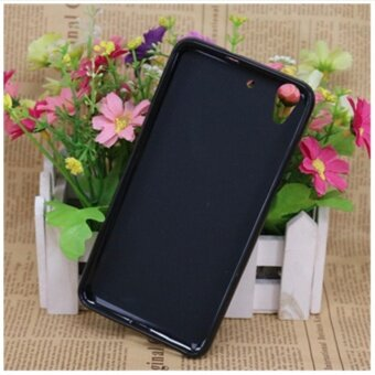 Huawei Y6 II Case เคส กันกระแทก 2 โทนสี ดำโปร่งแสง - ดำทืบแสง Y6II 2 Tone TPU Case - 2