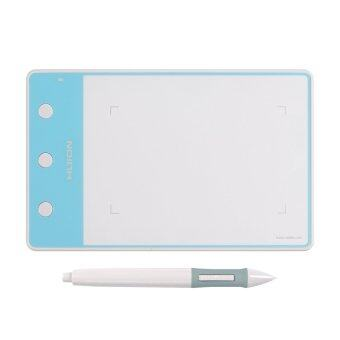 Huion H420 Osu Tablet Graphics Drawing Signature Pad with 3 ExpressKeys White (Intl)