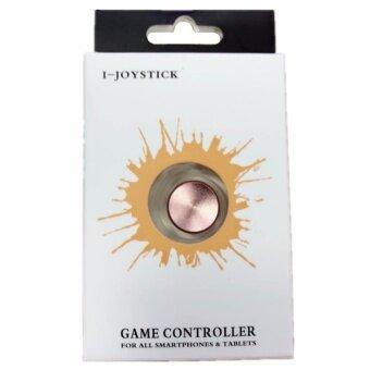 i-Joystick Joystick-It จอยเกมส์มือถือ mobile joy จอยสติ๊กสำหรับเกมส์มือถือ(Rov) ทุกเกมที่ใช้ระบบสัมผัส (Android / iPhone iPad) For All Mobile V5 (Pink)