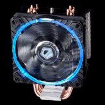 ID-COOLING SE-214C BLUE พัดลมระบายความร้อน CPU Heatsink For Intel / AMD ฮีตซิงก์
