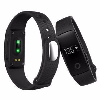 ID107 Smartband สายรัดข้อมืออัจฉริยะ (Black)