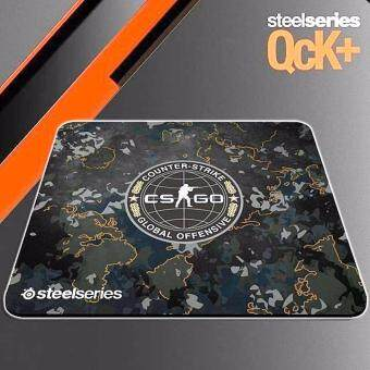 SteelSeries Qck+ CS GO Camo Edition Mousepad แผ่นรองเมาส์