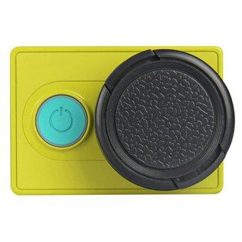 KingMa 37มมเลนส์กรองรังสี uv+เลนส์ต่อยอดสำหรับ Xiaomi Yi กีฬากล้อง