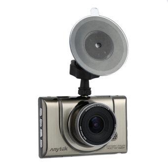Anytek กล้องติดรถยนต์ 1080P FHD DVR มี WDR รุ่น A100 - สีทอง