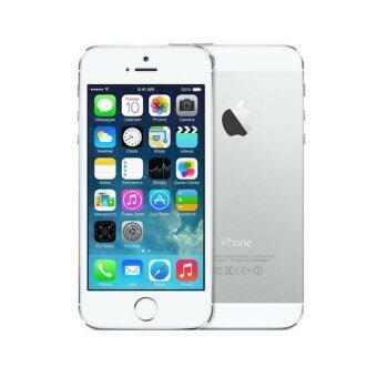 REFURBISHED Apple iPhone5S 16 GB (Silver) Free นาฬิกาข้อมือ