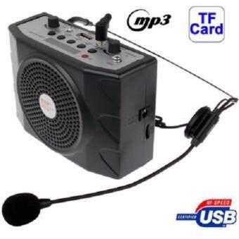 Music D.J. (K898) +USB,FM Radioลำโพงพกพาขนาดเล็ก เอนกประสงค์