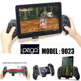 IPEGA IPEGA 9023 joystick เกมส์คอนโทรลเลอร์ บลูทูธไร้สาย, JoyPad, Bluetooth Game Controller , GamePAD รุ่น PG-9023 - สีดำ(...)