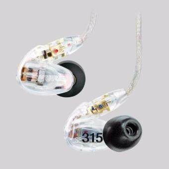SHURE SE315 หูฟังเพลง มอนิเตอร์