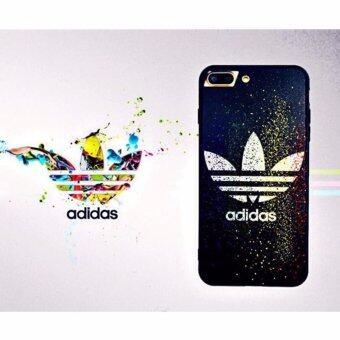 Harga Apple iPhone 7 Plus TPU 3D Case Adidas Splash (Black)