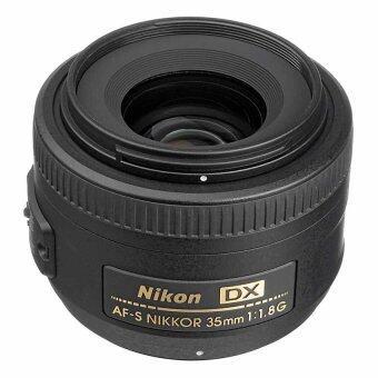 รีวิว Nikon Lens AF-S DX 35mm F/1.8G ประกันศูนย์ มาใหม่
