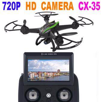 Harga Astro Cheerson Astro Cheerson CX-35 Drone High Hover Mode 5.8G Camera Video 720P Transmission - สีเขียว