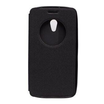 ASUS เคส Zenfone 6 sleep mode function (สีดำ)